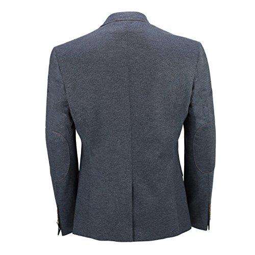 Cavani - Veste de costume - Homme * Taille Unique Blazer-Navy Blue
