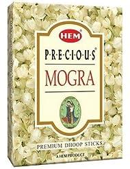 Hem Precious Mogra Dhoop - 75 g