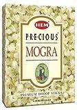 #10: Hem Precious Mogra Dhoop - 75 g