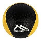 Medizinball 1 kg - Professionelle Studio-Qualität Gymnastikbälle (1 kg - Gelb) -