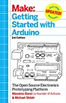 Arduino is the open source electronics prototyping platform that has taken the Maker Movement by storm. This thorough introduction, updated for the latest Arduino release, helps you start prototyping right away. From obtaining the required co...