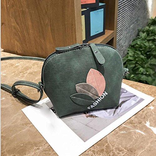 Bzline® Donna Lascia Borse A Spalla Belle Borse Tote Verde