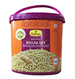 #3: Haldiram's Bhujia Sev (Jar) - 750gm (Pack of 1)