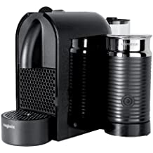Magimix M 130 - U - Cafetera (Independiente, Totalmente automática, Pod coffee machine, Coffee capsule, Negro, Café expreso)