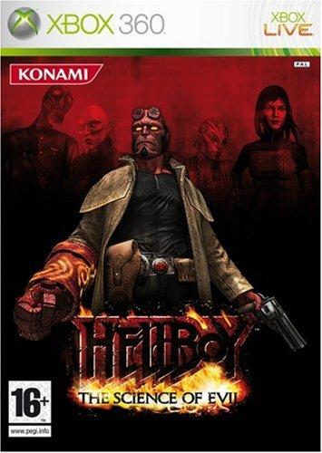 Hellboy: The Wissenschaft of Evil (Spiele, High Monster 360 Xbox)
