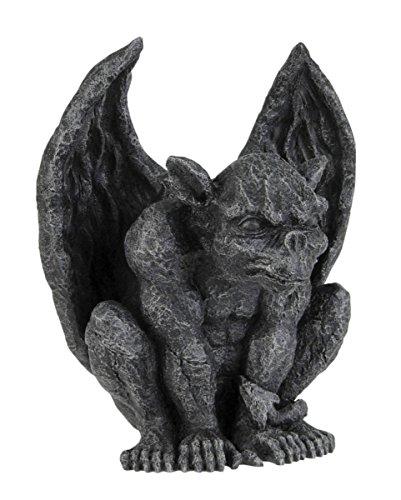 Dekoration Gargoyle (Sitzende Gargoyle Figur zum Sprung)