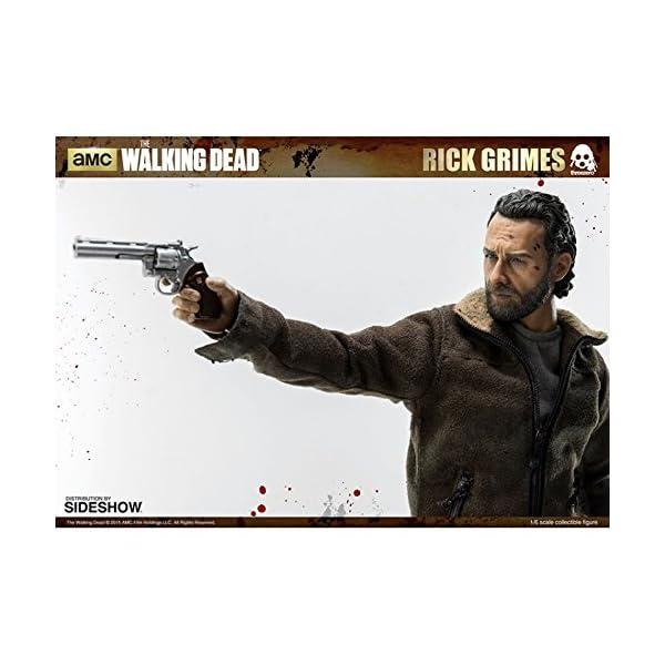 threeA SS902581 ThreeZero 1:6 Rick Grimes Figura - The Walking Dead 5