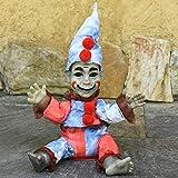 MBEN Halloween-Puppe Requisiten, gruselige Halloween-Geist-Props Halloween Dekoration, Glühend...