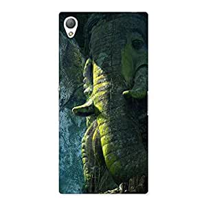 Cute Rock Ganesha Back Case Cover for Sony Xperia Z3