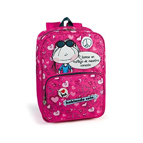 mochila escolar PC Hablando Sola