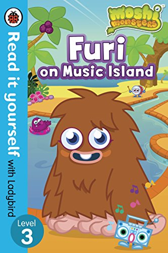Furi on music island.