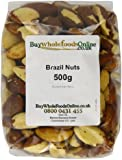 Buy Whole Foods Brazil Nuts Whole 500 g