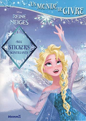 Disney - La Reine des Neiges - Un monde de paillettes