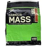 Optimum Nutrition Serious Mass Ganador, Fresa - 5443g