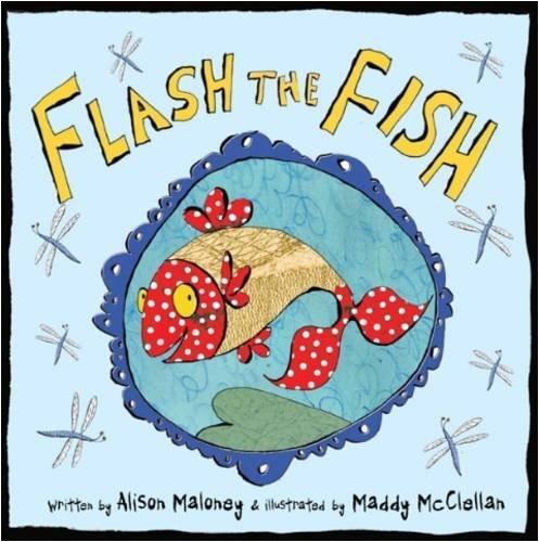 Portada del libro Flash the Fish by Alison Maloney (2009-03-30)