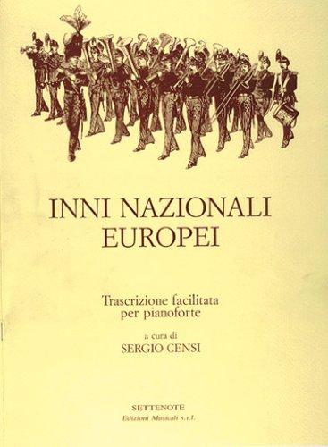 VARIOS - Himnos Nacionales de Europa para Piano (Censi)