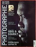 Photographie 09 / 2014. Das Magazin für digitale und analoge Photographie International. Nikon D810 / Greg Gorman / Leica T / Paparazzi / 1-Zoll-Test / Beruf Fotograf.