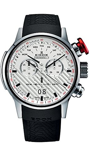Edox Chronorally orologio uomo Chronorally 38001 TIN AIN