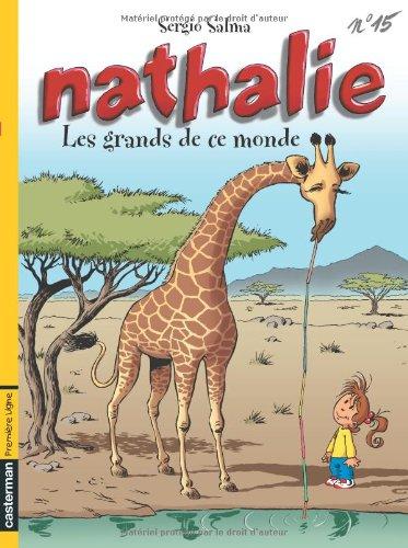 Nathalie, Tome 15 : Les grands de ce monde