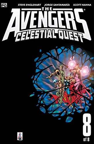 Avengers: Celestial Quest (2001-2002) #8 (of 8) (English Edition) Celestial 8
