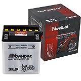 Novelbat YB14-B2 Motorradbatterie 12V 14Ah 160A