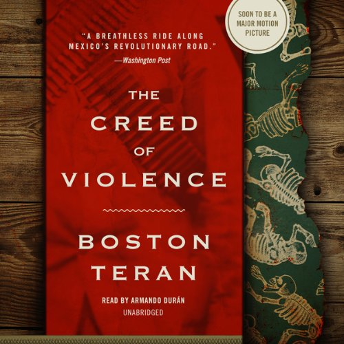 The Creed of Violence  Audiolibri
