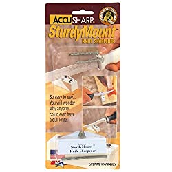 Accu Sharp 004 SturdyMount Knife Sharpener