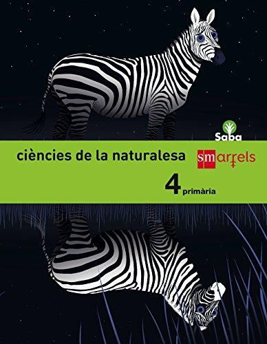 Ciències de la naturalesa. 4 Primària. Saba - 9788467579017