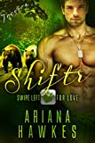 Shiftr: Swipe Left for Love (Jessica): BBW Bear Shifter Menage Romance (Hope Valley BBW Dating App Romance Book 8) (English Edition)