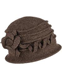 Amazon.it  cloche cappello - Donna  Abbigliamento 2f4438e212ef