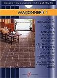 Maçonnerie, numéro 1, nouvelle édition