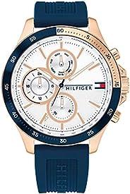 Tommy Hilfiger Mens Multi Dial Quartz Watch Bank