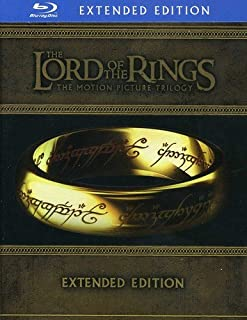 LORD OF THE RINGS: THE MOTION PICTURE TRILOGY - LORD OF THE RINGS: THE MOTION PICTURE TRILOGY (15 Blu-ray) (B007ZQAKHU) | Amazon price tracker / tracking, Amazon price history charts, Amazon price watches, Amazon price drop alerts