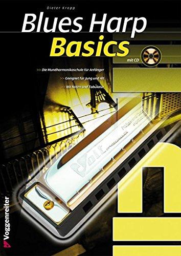 Blues Harp Basics (CD)
