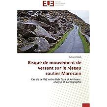 Risque de mouvement de versant sur le réseau routier Marocain: Cas de la RN2 entre Bab Taza et Amtrass : analyse et cartographie (Omn.Univ.Europ.)