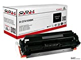 Kompatibler Toner Schwarz ersetzt CF410X für HP Color Laserjet Pro M477fdw M477fdn M477fnw M452dn M452 M377dw