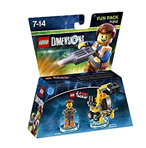 Figurine 'Lego Dimensions' - Emmet - La Grande Aventure Lego