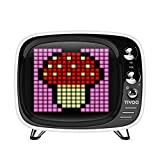 Divoom tivoo V5.0Enceinte Bluetooth avec écran Smart Pixel Art