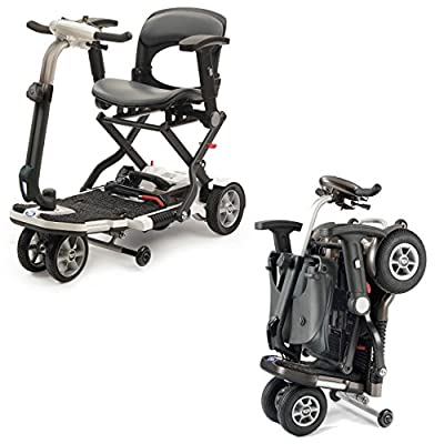 TGA Mobility Minimo Plus Folding 4 mph Mobility Scooter