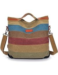 9627ed0ff24e Amazon.co.uk: Canvas - Handbags & Shoulder Bags: Shoes & Bags