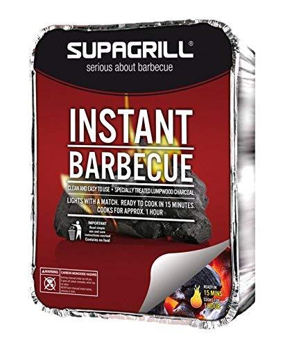 Instant Barbecue-Lot de 2