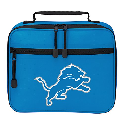 The Northwest Company NFL Cooltime Lunch-Set, offizielles Lizenzprodukt, Einheitsgröße, Cooltime Lunch Kit, blau, Einheitsgröße