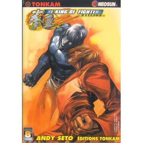 Kings of Fighters, tome 8