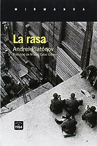 La Rasa par Andrei Platonov