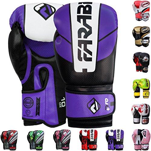 Farabi Pro Safety Tech Boxing Gloves Training Gloves