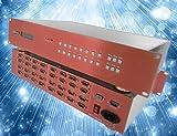 Gowe Fernseher Broadcasting System Signal und schalten und Exchange AV MATRIX Switcher Compact Router