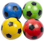 FUßBALL 23 cm Kunststoff Plastik Kuns...