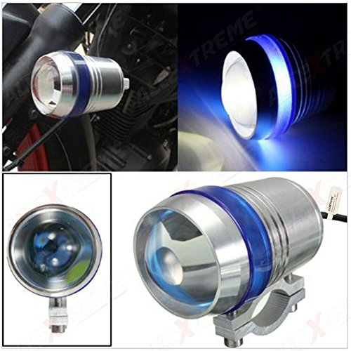 allextreme motorcycle bike car u3 led fog spot light driving headlights angel eye set of 2 AllExtreme Motorcycle Bike Car U3 LED Fog Spot Light Driving HeadLights Angel Eye Set of 2 51808m1TNML