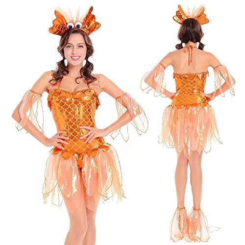 Story of life Frauen Weihnachten Sexy Brilliant Pailletten Kleid Meerjungfrau Kleid Schönheit Fisch Cosplay Halloween Karneval Kostüm Filmaufnahmen - Tote Meerjungfrau Kostüm