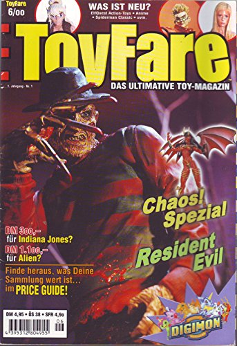 ToyFare 6/00 - Das ultimative Toy-Magazin